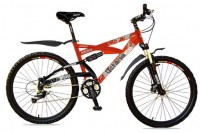 Octane Recra 21 speed (Age:15+)